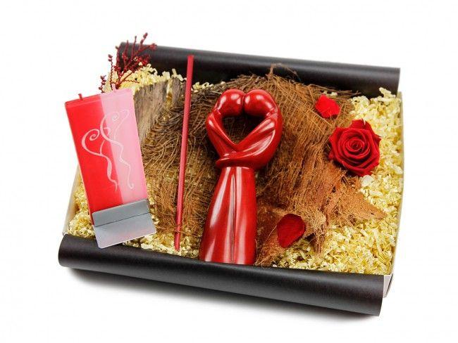 """Valentinstag Valentinsbox """"Kuss zum Verlieben"""""""