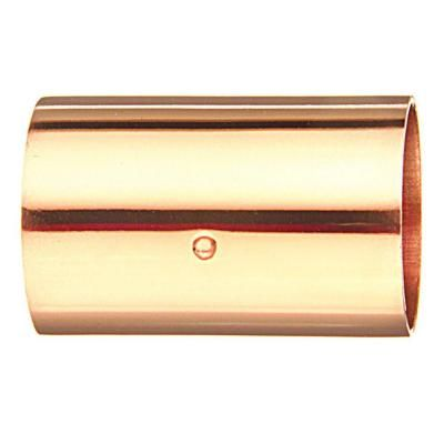 3/4 in. Copper C x C Coupling with Stop Stokes-10630904 - The Home Depot