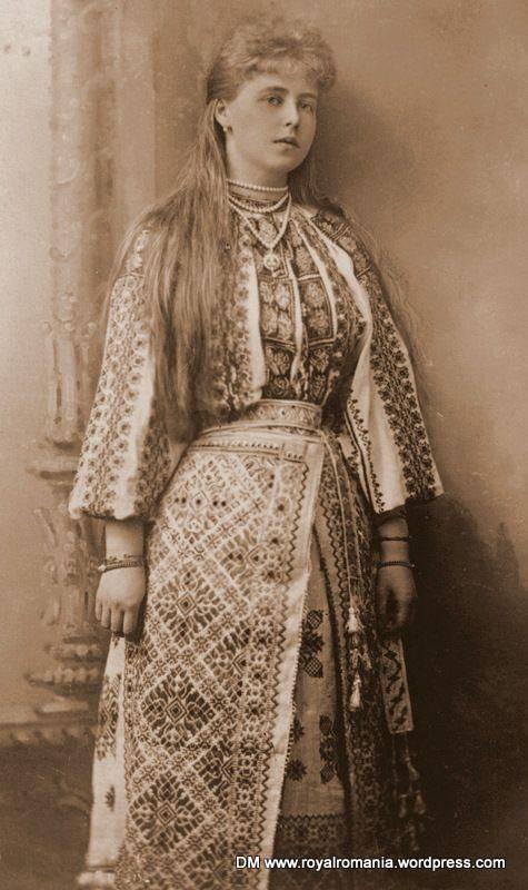 Traditional romanian wedding dress fashion dresses for Romanian wedding dress designer