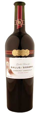 Gallo of Sonoma Cabernet Sauvignon (UFW) - this wine has an especially high level of tannins from months of oak aging. Pair it with strong cheeses, hearty pastas, red meats and anything chocolate.  (Many Hershey products, Ghiradelli Chocolates, and See's Candies are union-made in the USA) read more! http://www.unionplus.org/blog/union-issues/union-made-valentines-day-wine