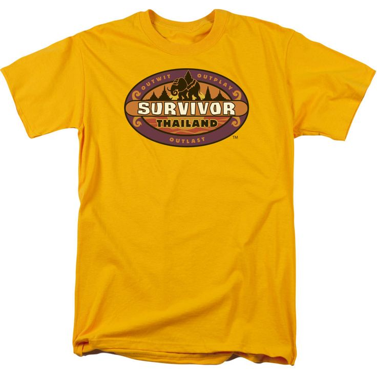 Survivor Thailand Gold T-Shirt