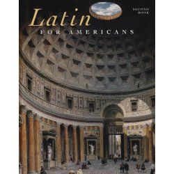 """FOREIGN LANGUAGE (and ANCIENT WORLD HISTORY) ~ Latin is  surprisingly 1 of the more popular foreign languages studied by homeschoolers.  We used Glencoe's old stand-by,  """"Latin for Americans: Second Book"""" by B. L. Ullman ."""