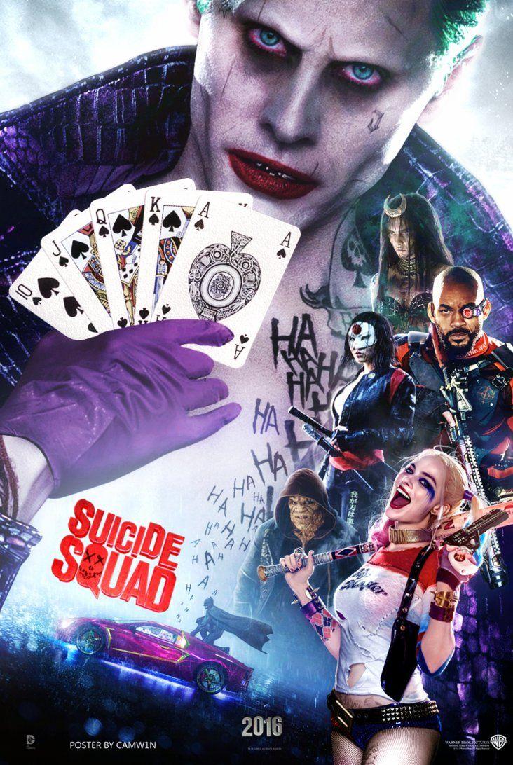 [atualizado] Novo logo da DC e novos comerciais de ESQUADRÃO SUICIDA | Actions & Comics 2