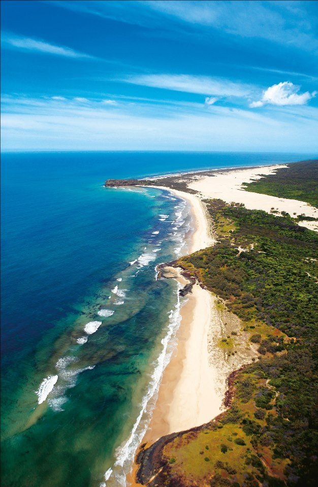 Indian Head, Fraser Island, Queensland