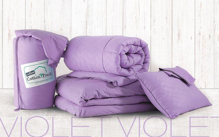 BED IN A BAG VIOLET