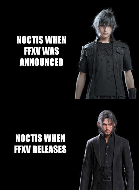 Final Fantasy XV's director has confirmed that we'll see Noctis age a decade by…