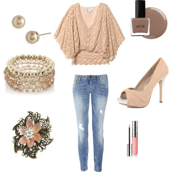 love it: Ultimate Outfits, Jeans Boots, Lace Blouses, Color, Outfits Cute Quotes, Fun Outfits, Clothing Clothing, Pretty Shirts, Awesome Outfits