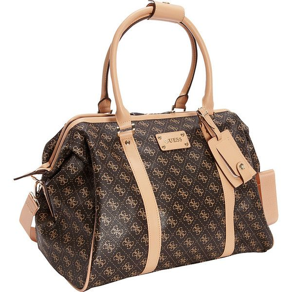 Guess Travel Logo Affair Doctor Tote Luggage Tote 85