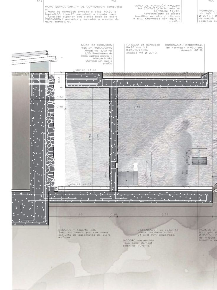 RCR Architects - Detail/drawing