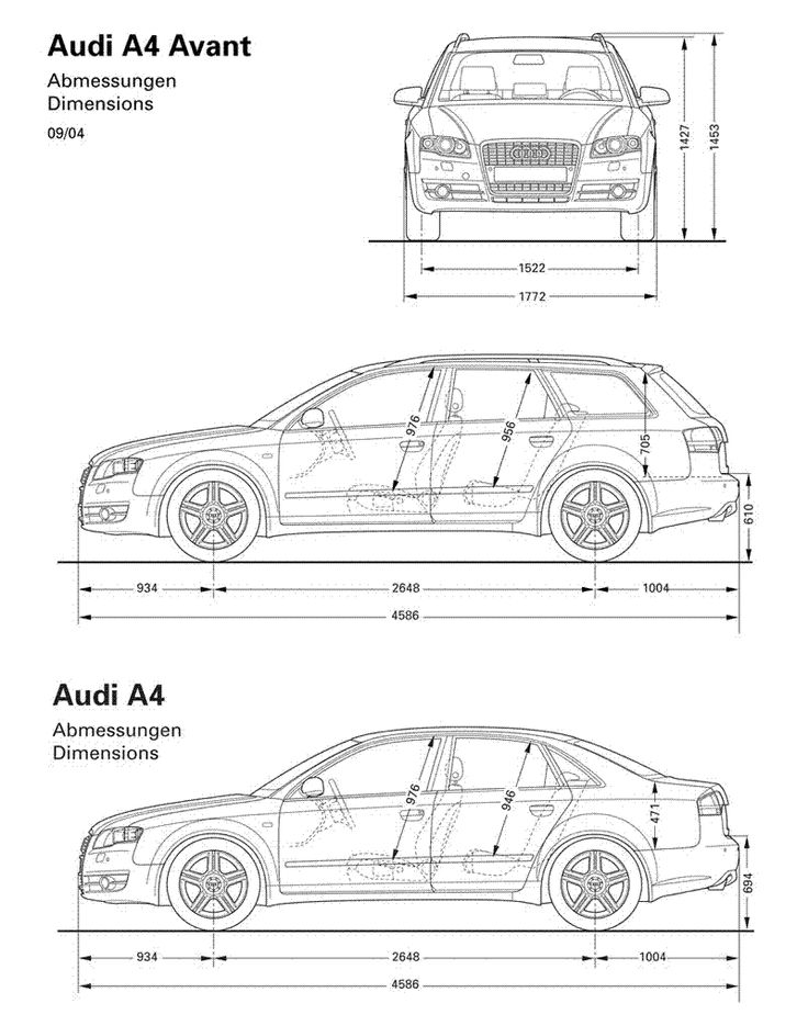 audi a4 2004 limousine avant audi a4 avant b7 pinterest audi a4 and audi. Black Bedroom Furniture Sets. Home Design Ideas