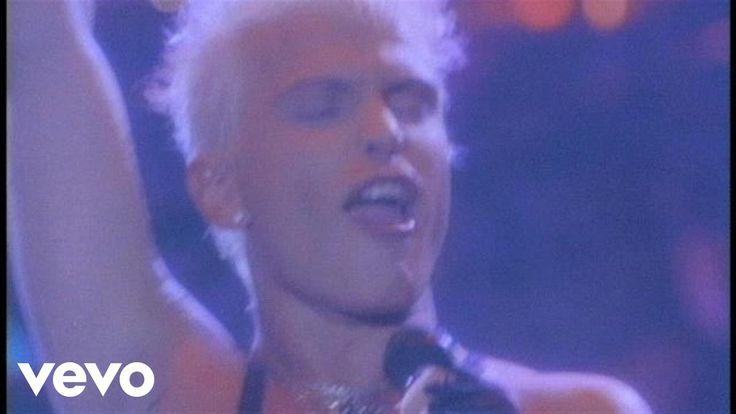 #1 one week of November 1987: Billy Idol - Mony Mony
