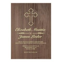 Affordable DIY Genesis Bible Quote Wedding Invitation. A Modern Design With  A Beautiful Quote About