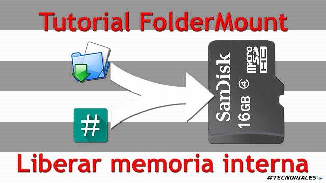 #Tecnoriales: FolderMount: Liberar memoria moviendo datos a la m...