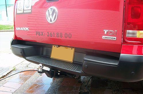 Tiro de Arrastre Volkswagen Amarok