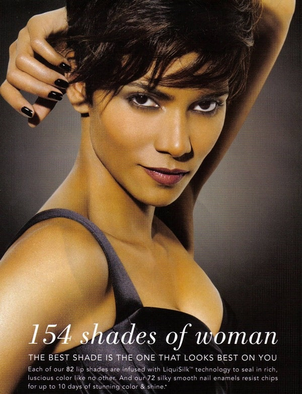 70 best revlon images on pinterest revlon makeup and vintage beauty homeactress advertising brands editorial fashion week magazine magazine cover model more season halle berry for revlon ccuart Image collections