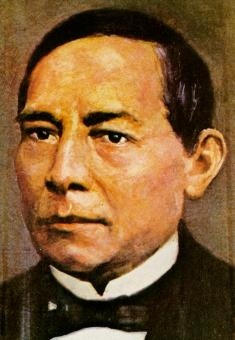 Benito Juarez: President of Mexico for five terms between 1858-1872. Known for his liberal reforms, Juarez was forced to flee Mexico during the French Intervention.