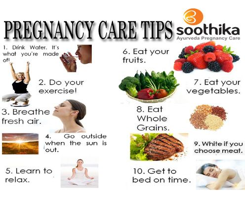 7 steps to a Healthy Pregnancy ~ Women's Health, Fitness ...