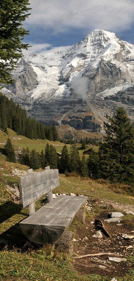 Kleine Scheidegg, Bernese Oberland, Bern, Switzerland