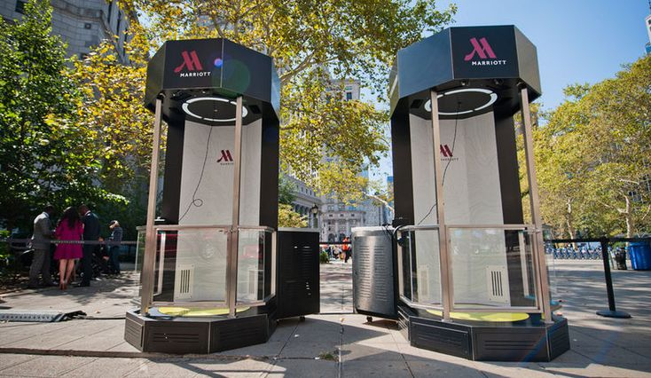 Marriott Hotel Shares a 4D Virtual Reality Travel Experience with Guests #multimedia #tech trendhunter.com