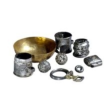 Objects from the Nihavand find