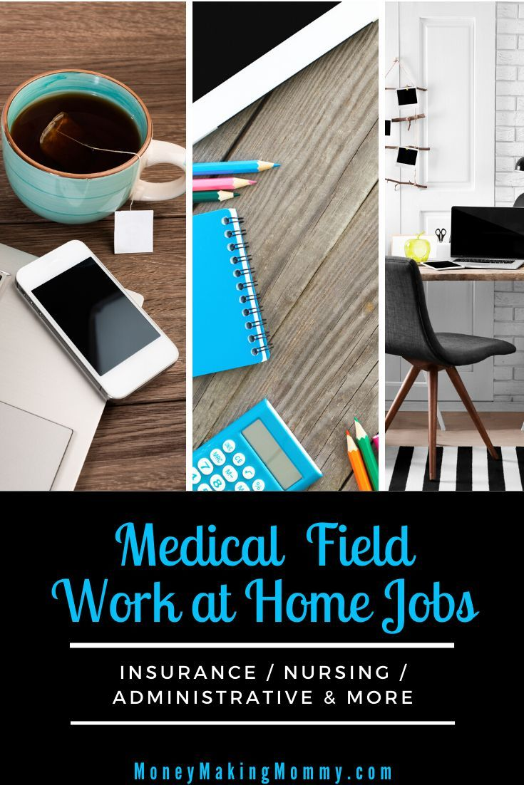 Medical Work From Home Jobs With Images Work From Home Jobs