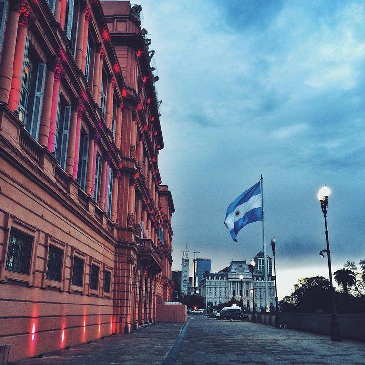 Casa de Gobierno. Buenos Aires. Argentina
