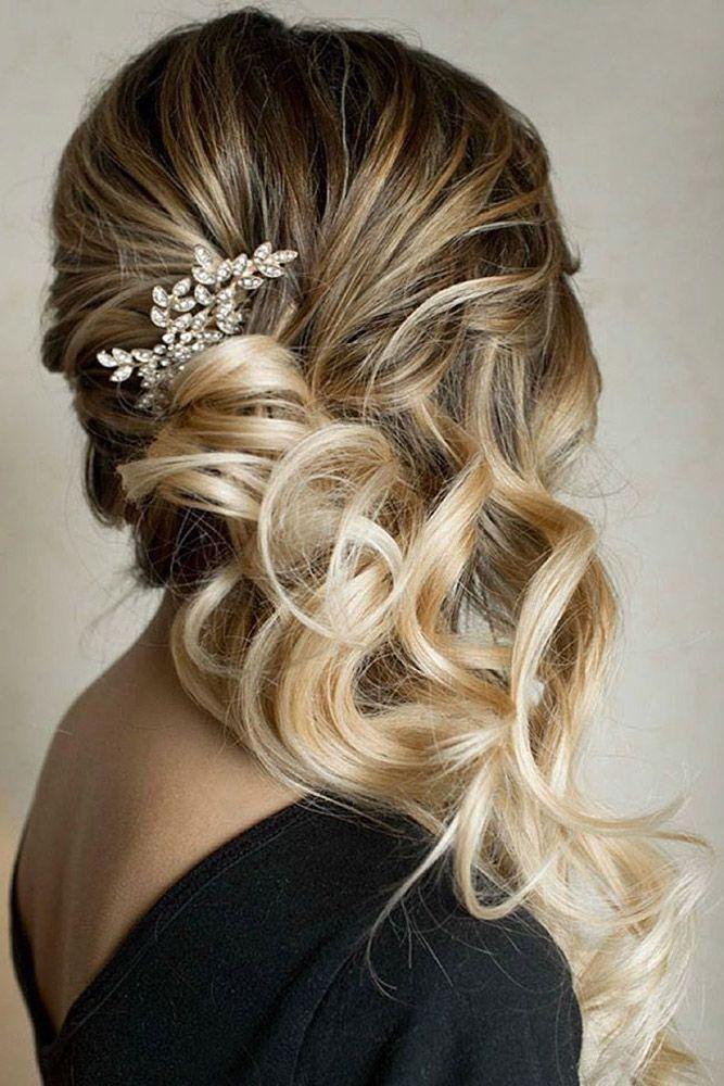 35 Las Mejores Ideas De Peinados Pinterest Ideas De Peinado In 2020 Wedding Hair Side Hair Styles Fall Wedding Hairstyles