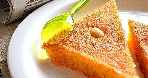 Σιρο……φτιάξτε το!!!   Υλικά 1 κούπα σιμιγδάλι χοντρό 1 1/2 κούπας σιμιγδάλι ψιλό 1 1/2 κούπας ζάχαρη 1 1/2 κούπας χυμό πορτοκάλι ή γάλα ή ...