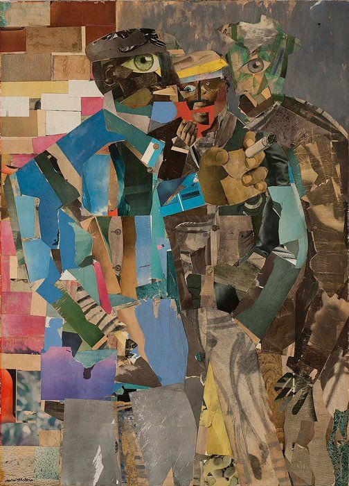 art appreciation romare bearden prevalence of By christine keeler  expressions of affection and appreciation,  die große nacht im eimer ( museum ludwig , cologne) romare bearden – prevalence.