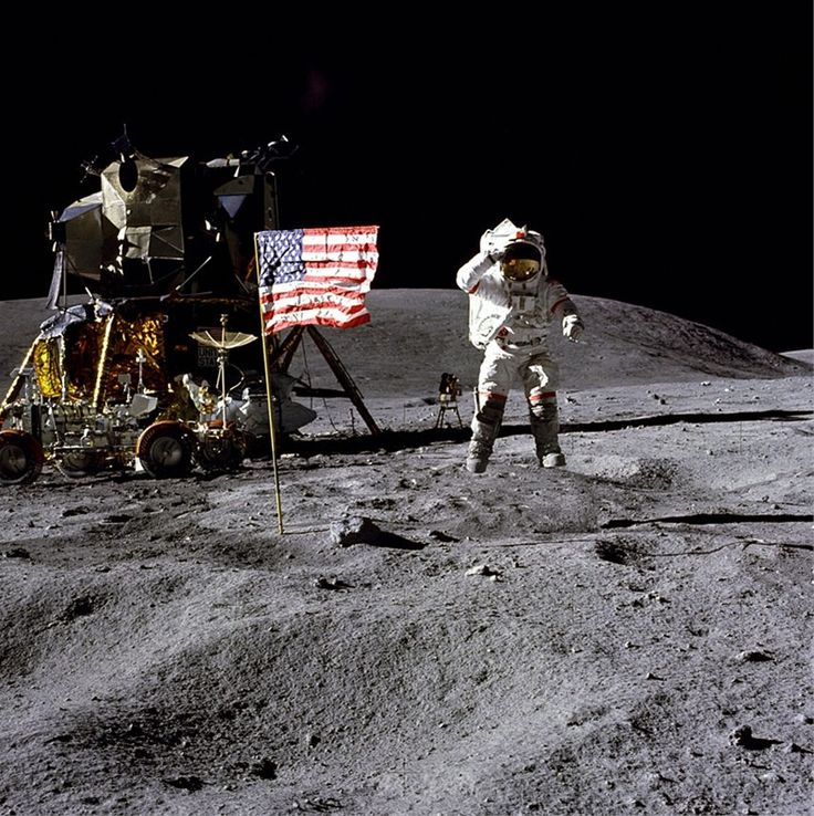 Apollo 16 DVD NASA SPACE MISSION (1972) | Classic Movies and TV