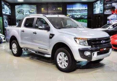 2015 Ford Ranger Wildtrak Facelift