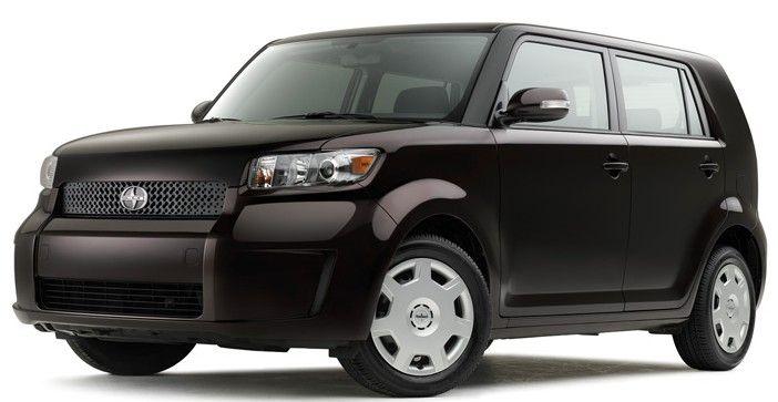 2008 Scion xB, Front Left Quarter View, manufacturer, exterior