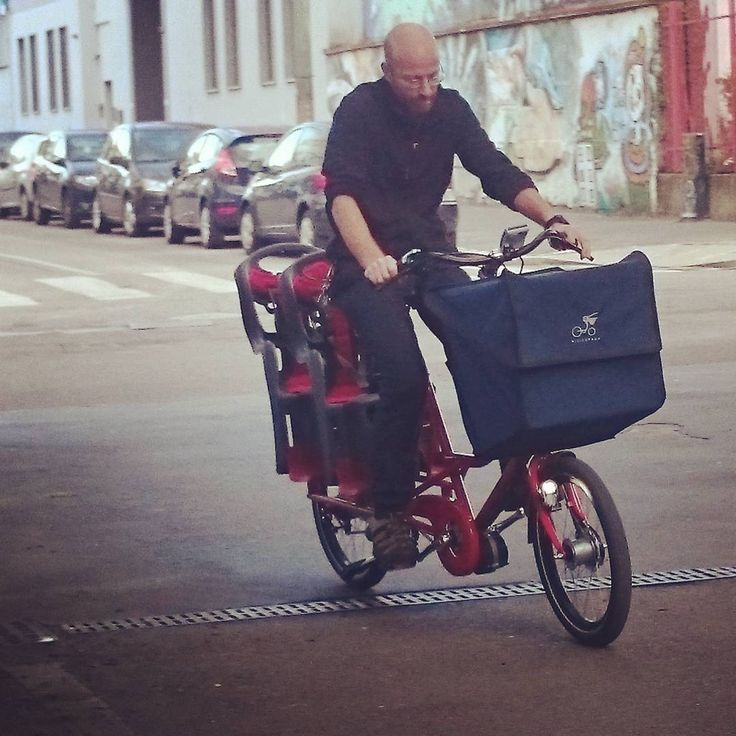 Instagram picutre by @bicicapace: #dealer #testdrive #gio #inaction in #barona #district #cargobike #familybike #utilitybile #Justlong #sunstar #motor #ibike #ebike - Shop E-Bikes at ElectricBikeCity.com (Use coupon PINTEREST for 10% off!)