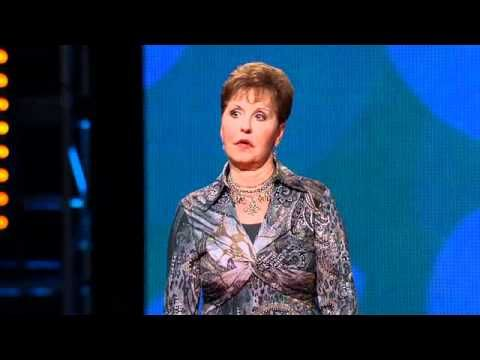 A New Year A New Me.....Joyce Meyer - The Mouth....just got done looking at Joyce Meyer,I'm working on myself on how I act, response too myself and others, my words or so important and how I say them is even more important..I will speak in way that even Leader will learn...