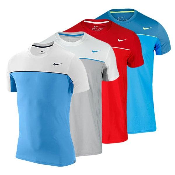 Men`s Nike Statement UV Tennis Crew