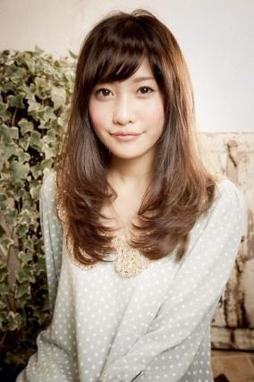 hair style / long hair style