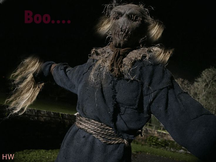 Fucking the scary scarecrow - 5 7