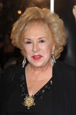 """Doris Roberts -- (11/4/1925-??). Film, Stage, Television Character Actress/Animal Rights Advocate.  She portrayed Marie Barone on """"Everybody Loves Raymond"""", Theresa Falco on """"Angie"""" and Mildred Krebs on """"Remington Steele"""". Movies -- National Lampoon's """"Christmas Vacation"""" as Frances Smith and """"Play the Game"""" as Rose Sherman."""