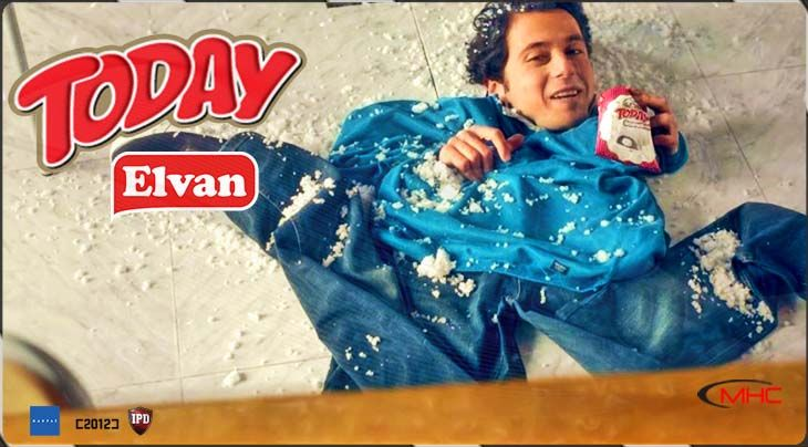 Elvan Snowball Kek Reklam Filmi | Kantin – Market |