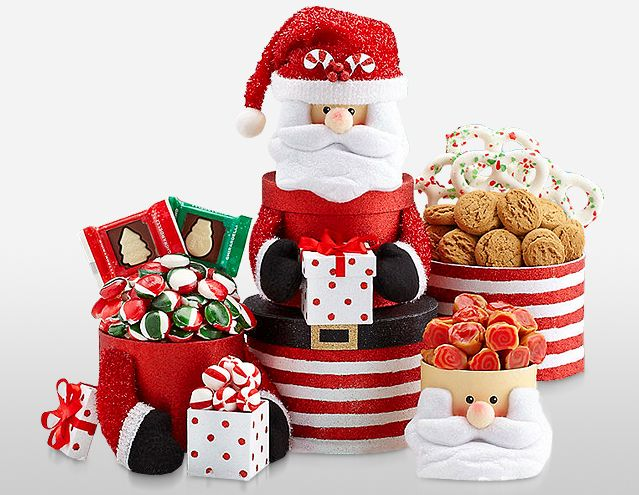 Jolly Old Santa Tower Sale $15 Off