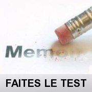 FAITES LE TEST: Alzheimer, déficit cognitif léger, perte de mémoire normale ?