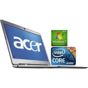 "Ultrabook Acer Aspire S3 Intel Core I7 13.3"" 4GB Mem 240GB SSD Win7 S3-951-6432"