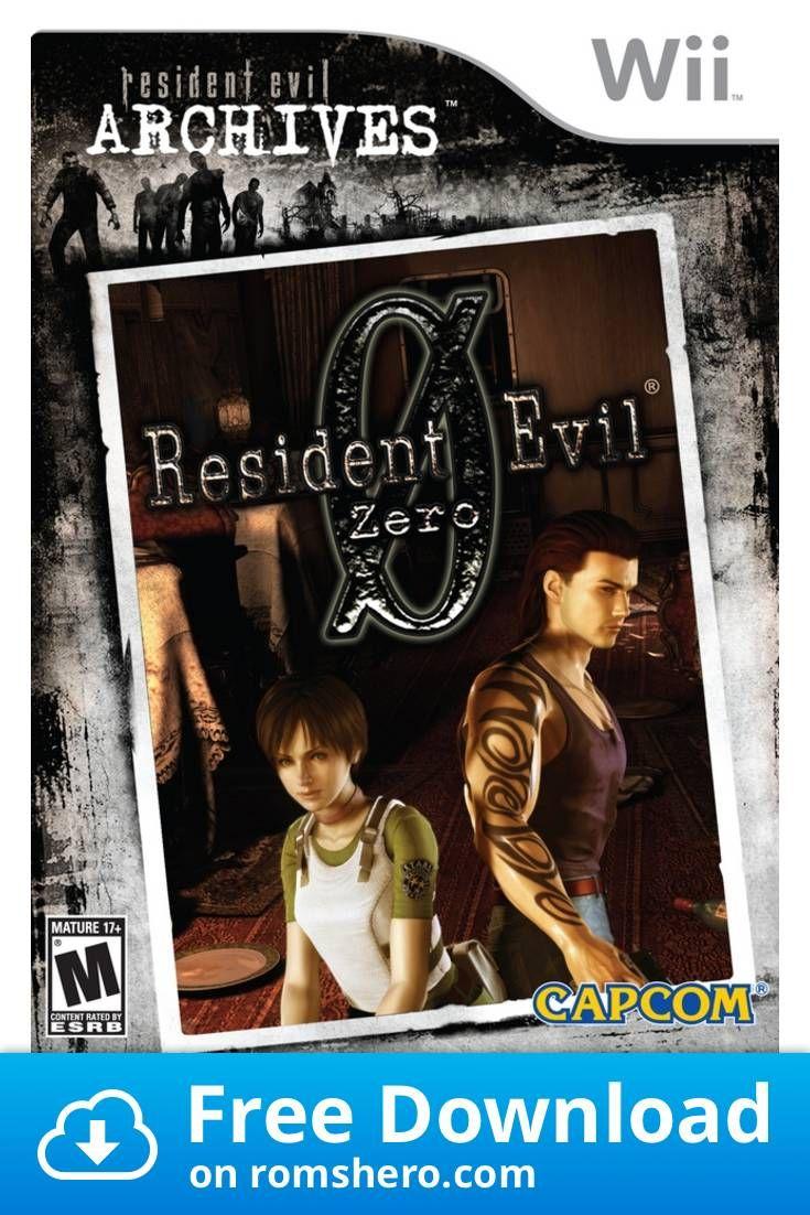Download Resident Evil Archives Resident Evil Zero Nintendo