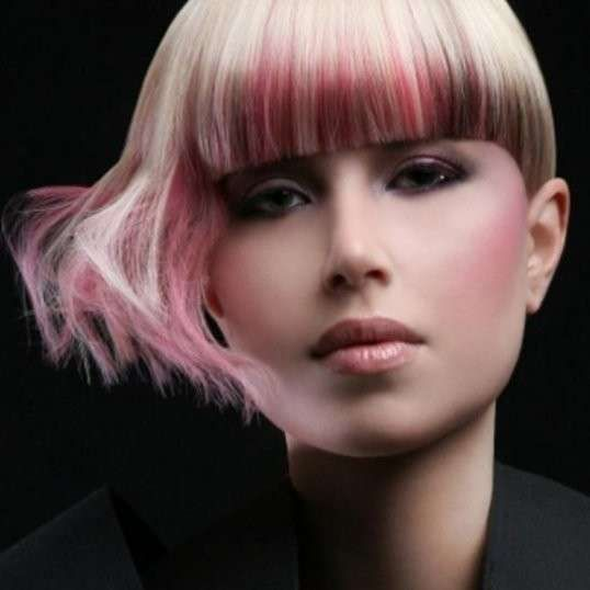 Tagli di capelli e acconciature 2013 - Capelli corti bicolor