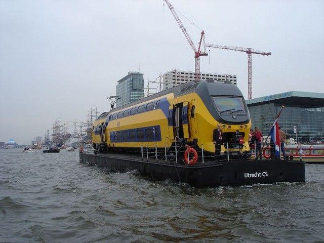 'Railklipper', Sail 2005