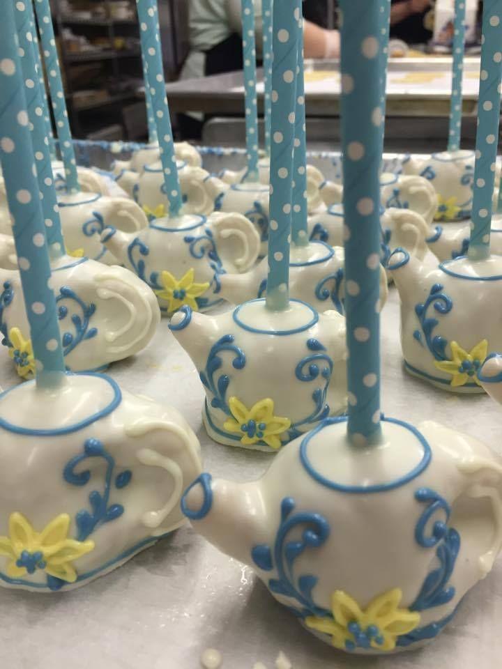 Teacup Cake Pops