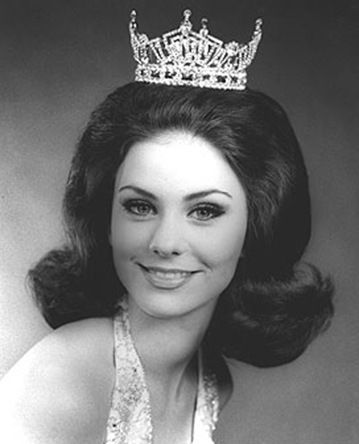 Delta Burke - MIss Florida 1974 - she is married to actor Gerald McRaney from Collins, Mississippi