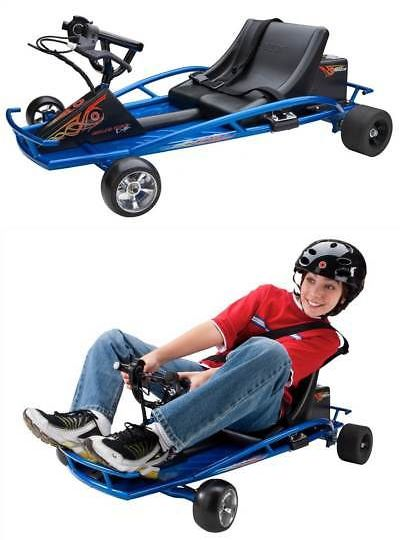 Complete Go-Karts and Frames 64656: Ground Force Drifter Electric ...