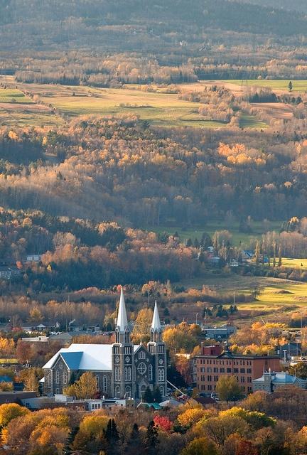 Baie St. Paul, Québec Canada