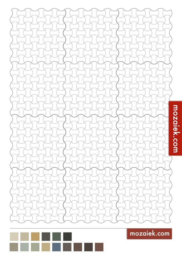 Smaak-ontwerpersheeft een 'kleurplaat' ontworpenvoor de exclusief bij Mozaiek verkrijgbare klokhuistegels. En hoe moet je nu voor zo'n exclusief tegeltje klanten vinden? Gewoon even zoeken bij Google op advocatenkantoor Herengracht, Keizersgracht dan floepen de namen naar boven! Adreslijst laten maken door studerende dochter (copy past) en dan een mini-mailing de deur uit doen. De adressen worden...